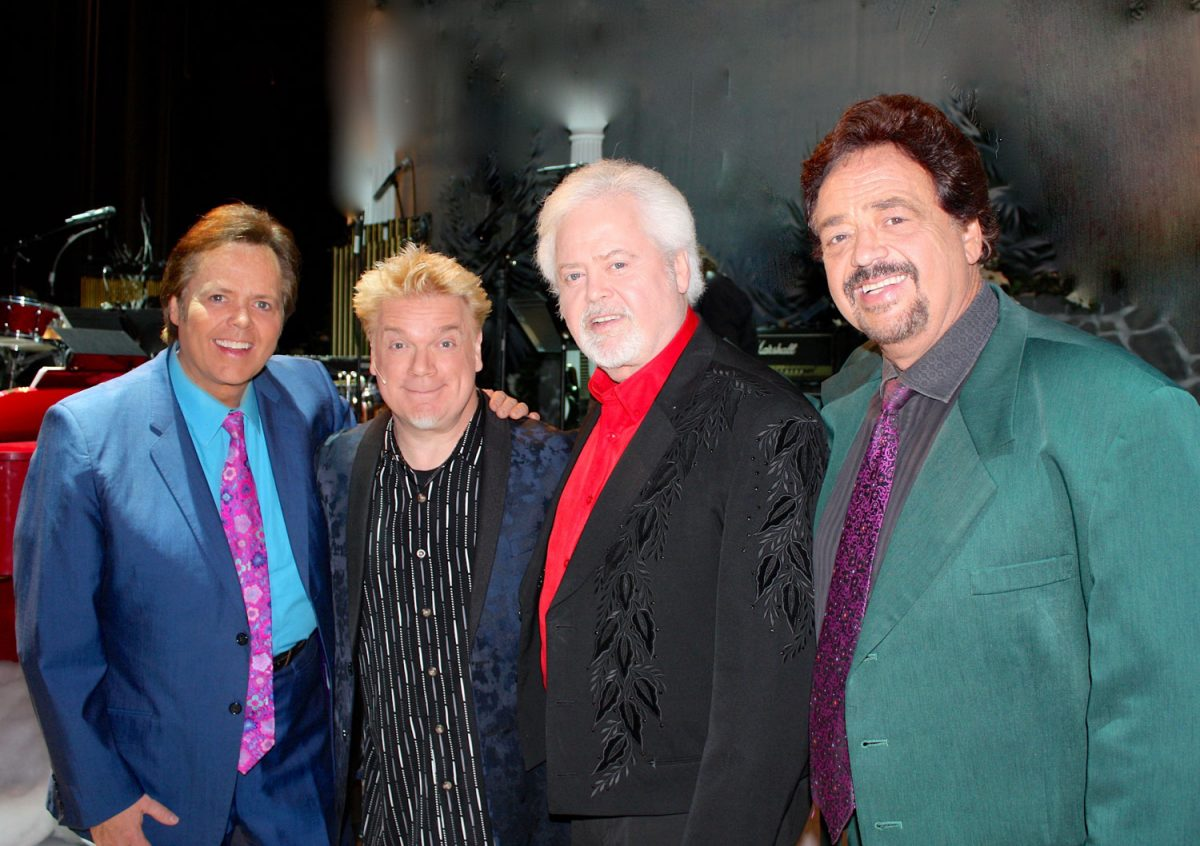 Enjoyed a Killer Run with The Osmond Brothers!…