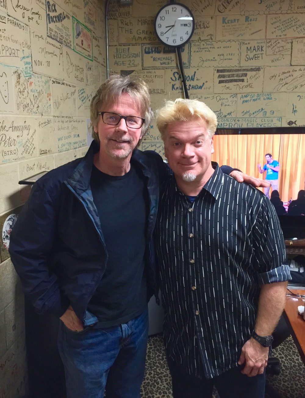 Chipper Appears With SNL's Dana Carvey for Two Shows!