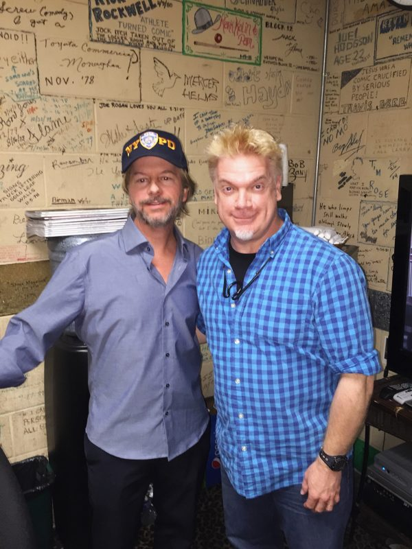 Appearing with David Spade & Colin Quinn!  :)