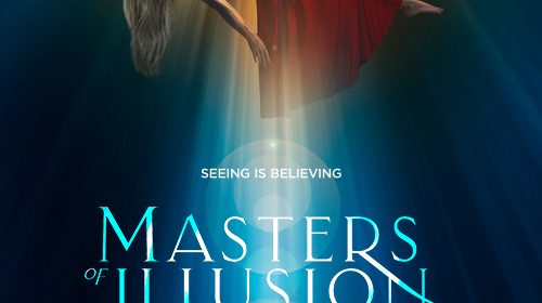 "6th Season for ""Masters Of Illusion"" on CW!"