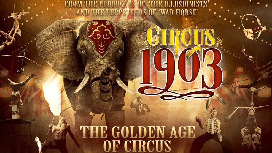 Chipper joins 'CIRCUS 1903'!
