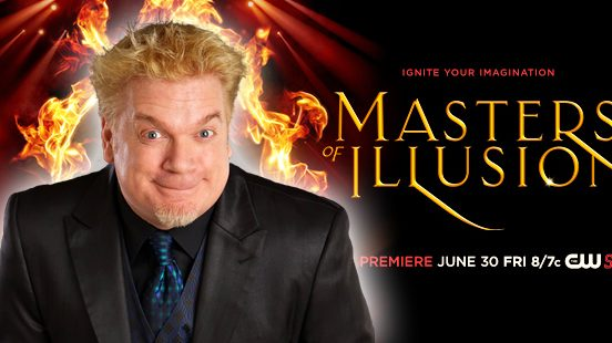 "SEASON 7 of ""MASTERS OF ILLUSION""!!  YAYYYY!!!  :)"
