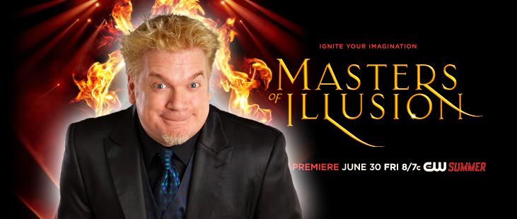 "SEASON 7 of ""MASTERS OF ILLUSION""!!  YAYYYY!!!  :)"